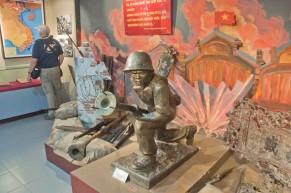 soldier diorama
